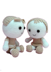 หน้าแรกของร้าน      ตุ๊กตาถักไหมพรมน่ารักๆค่ะ  พวกกุญแจ ตุ๊กตาตั้งโชว์ ของขวัญของที่ระลึกของชำร่วยไม่ซ้ำใคร      ในแบบของคุณเอง                                          Baby_Amp
