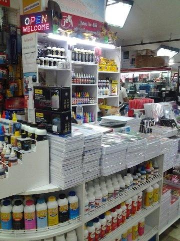 หน้าแรกของร้าน  จำหน่าย กระดาษ โฟโต้ บัตรพีวีซี กระดาษรีดร้อน หมึกเติม Inkjet ink tank ทุกรุ่น ทุกยี่ห้อ คุณภาพ ดี  ราคาไม่แพง ทั้งปลีก และส่ง รับสมัครตัวแทนจำหน่ายทั่วประเทศ    สั่งซื้อสินค้าครบ 3000 ส่งฟรี                                                                  108  ไอเดีย