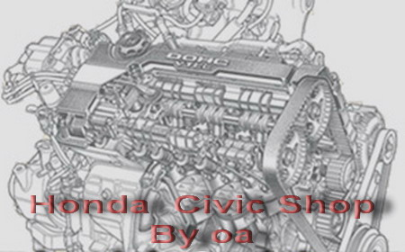 ˹���á�ͧ��ҹ  �����������ö����ͧ�ҡ����� �ͧ�� Honda civic 3d-4d                                                                        Honda civic shop By Oa