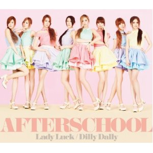[Pre order] After School [Lady Luck / Dilly Dally]