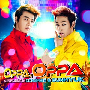 [Pre order] Super Junior [Oppa, Oppa] CD