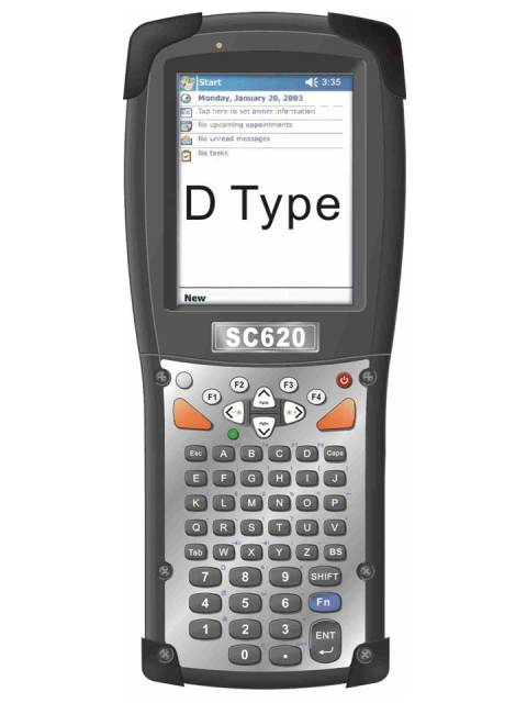 Portable Data Terminal SC620-PDT Intel® XScale® PX