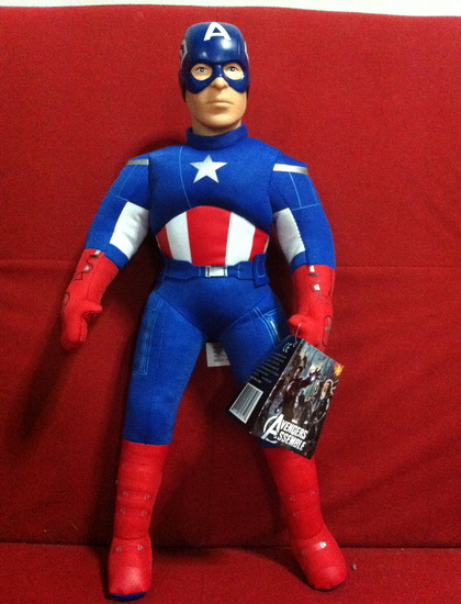 ��꡵Ҽ������ҧ Captain America �Ԣ�Է��� Hasbro -  ��˹��µ�꡵��Ԣ�Է��� �ءẺ ��ҤҶ١�ش� �Ҥ������ҨѴ�觷ء���  ʹ㨵Դ��� 087-0214965                                                                                                                                                                       ����Ҵ����  (Aungpao Doll Shop)
