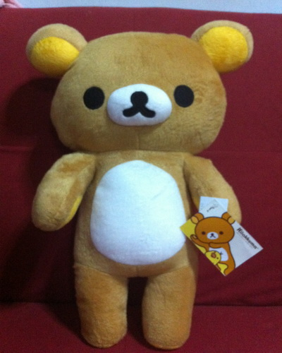 ��꡵� Rilakkuma �ҹ�Ԣ�Է��� San-X -  ��˹��µ�꡵��Ԣ�Է��� �ءẺ ��ҤҶ١�ش� �Ҥ������ҨѴ�觷ء���  ʹ㨵Դ��� 087-0214965                                                                                                                                                                       ����Ҵ����  (Aungpao Doll Shop)