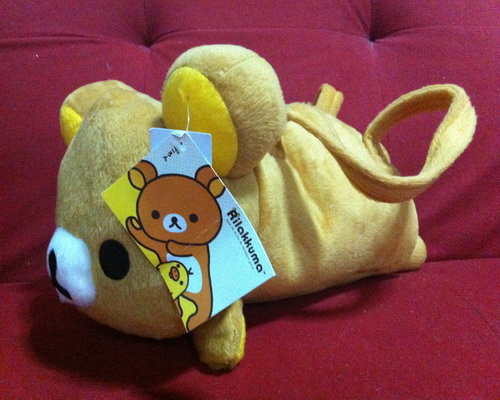 ������ Rilakkuma �ҹ�Ԣ�Է��� San-X  -  ��˹��µ�꡵��Ԣ�Է��� �ءẺ ��ҤҶ١�ش� �Ҥ������ҨѴ�觷ء���  ʹ㨵Դ��� 087-0214965                                                                                                                                                                       ����Ҵ����  (Aungpao Doll Shop)