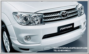 ʻ���������ѹ��˹�� Fortuner ��� Sportivo -  ��ҹ����ö�к�-4wd 2wd /��ǧ��ҧ/���Ѿ/�����硫�/�ҧ/����/�����/��� LPG           Internal4x4proshop