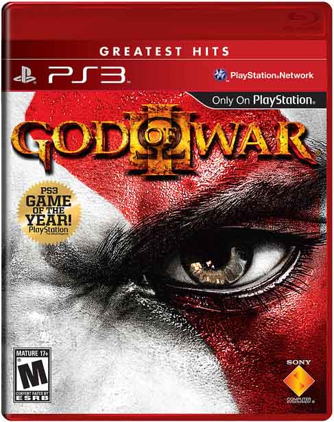 GOD OF WAR III GREATEST HITS